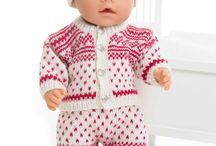 dukkeklær babyborn
