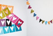 Paint Chip Arts & Crafts / by In Flair Form Design Co.