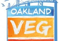 Oakland Veg Week 2014, April 21-27! / Join us in bringing awareness to eating a healthy and meat-free diet for Oakland Veg Week!  We'll be posting vegetarian and vegan resources, recipe ideas, restaurant spots to check out and Hodo Soy tofu pics to keep you motivated!  http://oaklandveg.com/veg-week/ / by Hodo Soy