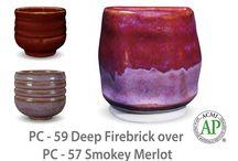 Speciality Glazes