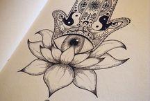 Anna's tattoo ideas