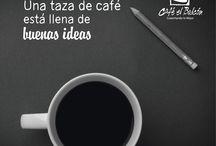 Café El Balcón / Mejor un buen café