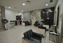 Il nostro centro! / Alcune foto delle aree del nostro centro estetico/parrucchieria.