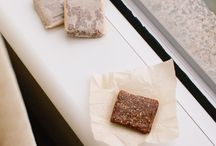 Energy bars and other on-the-go snacks