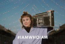 #IAMWHOIAM