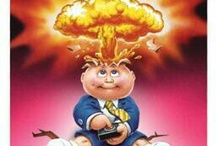 Garbage pail kids / by H ☆