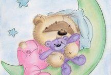 Baby Teddy Bears :)!!