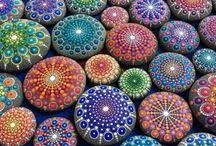 Barvičky kam se podíváš:)