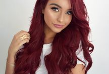 Punaiset hiukset