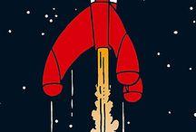 Tintin Art & Comics