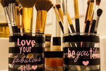 Makeup Storage Customization