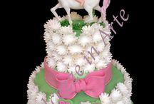 Dolcezze in Arte / decorazioni in pasta di zucchero