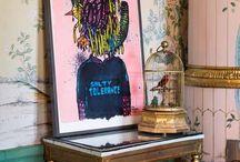 Kunststukken | ELLE Decoration NL / by ELLE Decoration NL