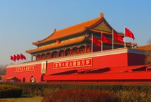 Chine - China / Voyage en Chine,de Shanghai à Pékin via Xian
