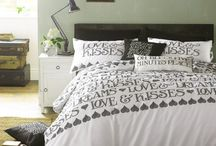 Make your bedroom represent you... / Use your imagination to let your bedroom represent who you are...