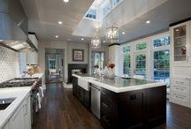 kitchen skylights / by Susie Chester
