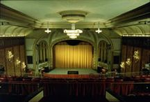 Vintage Theatres with a dash of modern perhaps / by Shannon Rembiszewski