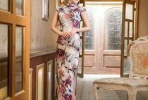 vestidos orientales