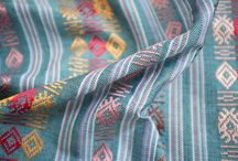 Sustainable Artisan Handwoven Fabrics / 100% authentic and uniquely handwoven fabrics by Cham people in Vietnam.