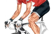 cycling star animation
