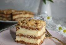 Ciasta i słodkości