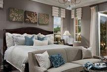 Bedroom ideas  / by Jamie Edwards