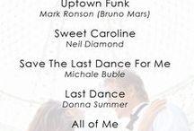 LAST DANCE SONGS