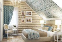 Tetőtéri gyermek szoba