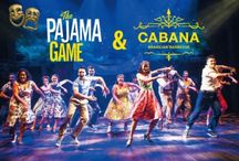 The Pajama Game & Cabana
