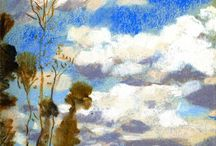 Claude Monet / art and happiness. / by Rene Alvarez
