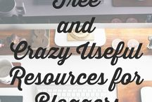Blog Resources / A board where I pin blog resources and blogging ideas to help me learn how to blog and improve The Professional Mom Project