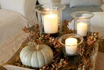 Seasonal Decor -Fall