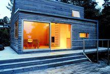 Liten hytte