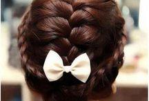 Hår og skønhed! / Hairstyles