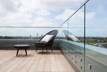 Glass Balustrades, stairs, pool fences / Internal Balustrades |  External Balustrades | Inspiration | Glass Balustrades