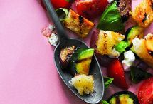 Recipes I Love! / A collection of vegetarian recipes, everything from deserts to sides to meals.