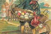 Vintage Printables Easter