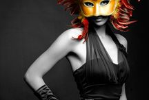 Mask Photography / by Tanya Miles