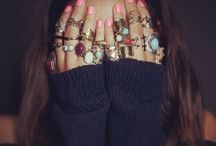 Jewellery / Earrings | Rings | Necklaces | Bracelets