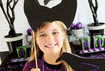 Themes: Maleficent Party