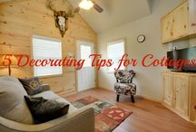 Decorating Ideas for Cottages / by Mill Creek Ranch Resort