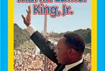 Book List: Martin Luther King Jr. / Celebrate Martin Luther King Jr. and learn about his legacy and dedication to freedom, justice, and equality. Epic! has books on Martin Luther King Jr., The Civil Rights Movement, social justice and more.  Read now on www.getepic.com!