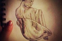 My Draw / Quando non si cucina... Si disegna!