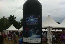Marathon du Médoc 2013 / #marathondumédoc #idealwine