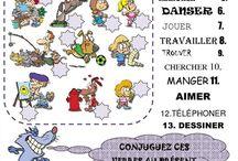 verbos francés