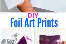 Foil Art ️