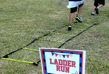 Walk-a-thon Game Ideas / by Lori Turnage McGowin