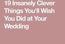 Wedding-To-Do list