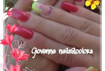 Nails & Colors / Nail art by Giovanna nails&colors