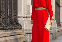 Women's fashion Boda Arancha